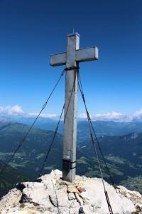 Polinik_Gipfelkreuz