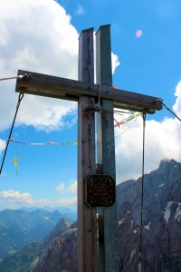 Rauchkofel_Gipfelkreuz