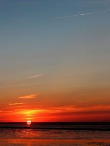005_Norddeich_Sonnenuntergang01